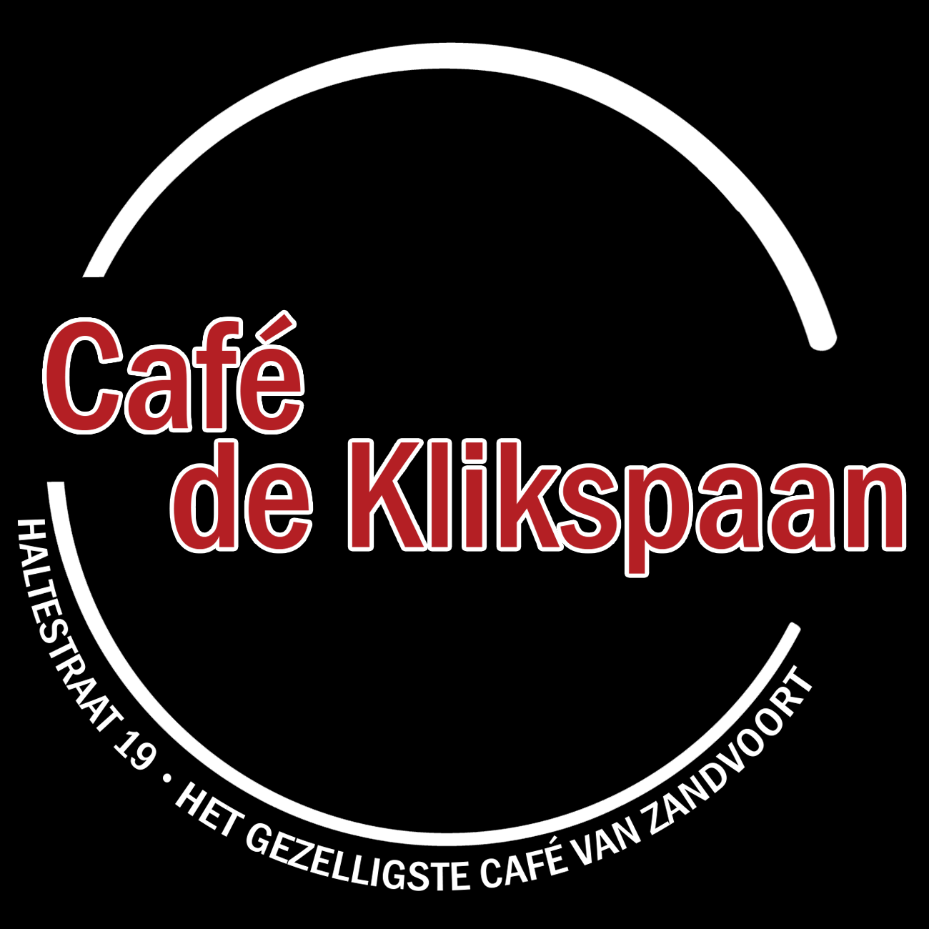 Sticker-Klikspaan